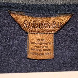 St. John's Bay Jackets & Coats - St. John's Bay Fleece Vest